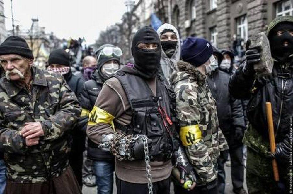 Картинки по запросу фашисты в киеве
