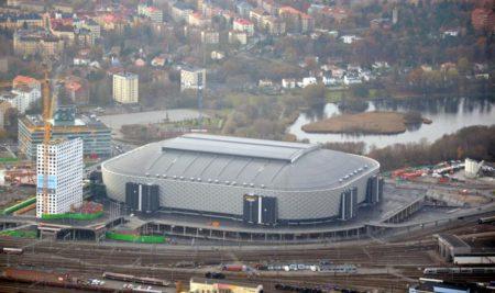 Убыточный стадион Friends arena в Швеции