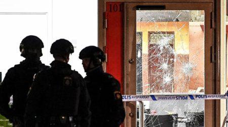 В Rinkeby застрелили двух человек