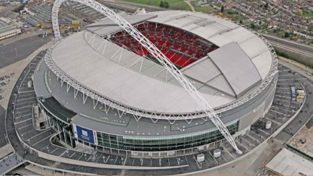 «Уэмбли»/Wembley Stadium (Лондон, Великобритания)