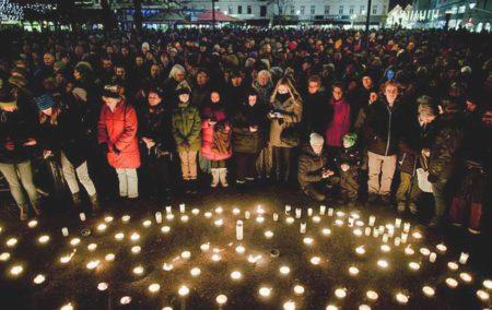 В январе 2012 года после серии убийств в Мальмё более шести тысяч человек приняли участие в манифестации протеста