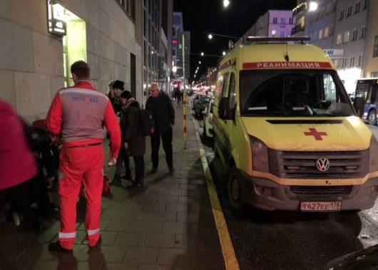 Петербургские врачи спасли жизнь пенсионеру в Швеции