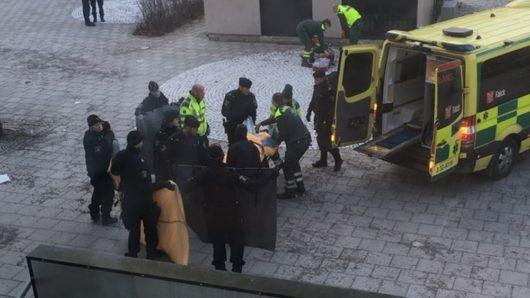Раненый при взрыве в Стокгольме скончался в больнице