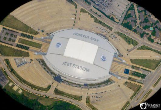 «Эй-ти-энд-ти-стэдиум»/AT&T Stadium (Арлингтон, США)