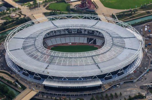 «Олимпийский стадион»/Olympic Stadium/London Stadium (Лондон, Великобритания)