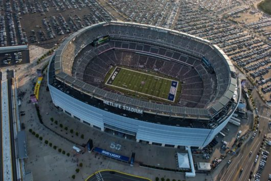 «Метлайф-стэдиум»/MetLife Stadium (Ист-Ратерфорд, США)