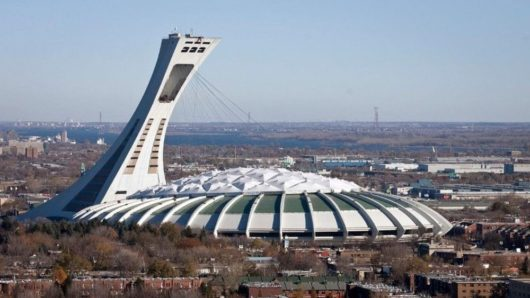 «Олимпийский стадион»/Olympic Stadium (Монреаль, Канада)