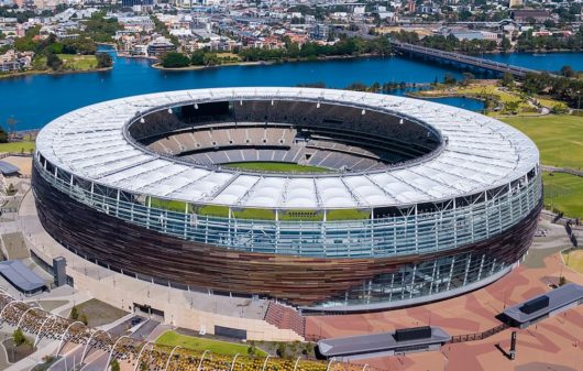 Стадион «Перт»/Стадион «Оптус»/Perth Stadium/Optus Stadium (Перт, Австралия)