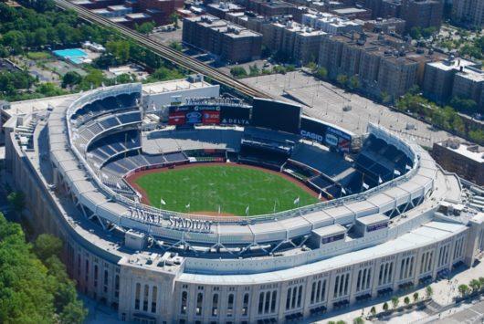«Янки-стэдиум»/Yankee Stadium (Нью-Йорк, США)