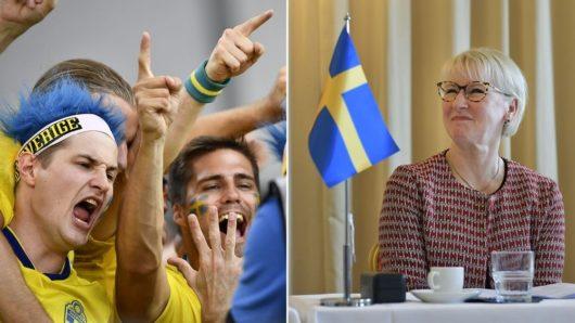 Шведские власти передумали бойкотировать чемпионат мира
