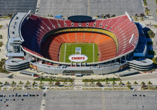 «Эрроухед Стэдиум»/Arrowhead Stadium (Канзас-Сити, США)