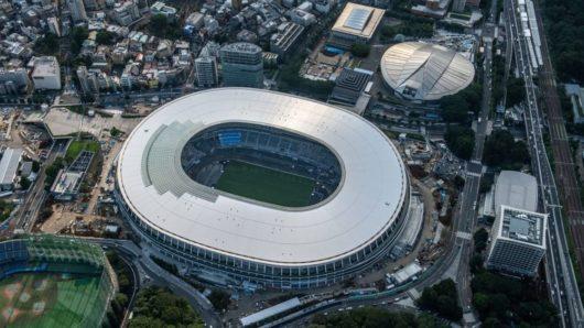«Новый Олимпийский стадион»/New National Stadium (Токио, Япония)