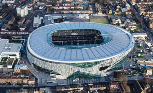 «Тоттенхэм Хотспур Стэдиум»/Tottenham Hotspur Stadium (Лондон, Великобритания)