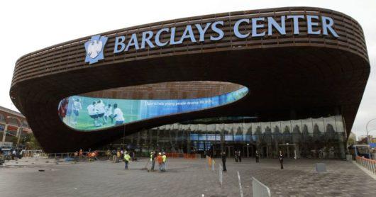 «Барклайс-центр»/Barclays Center (Нью-Йорк, США)