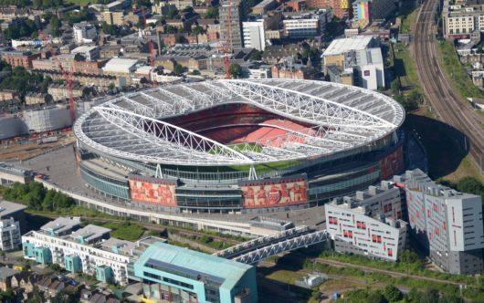 «Эмирейтс»/Emirates Stadium (Лондон, Великобритания)