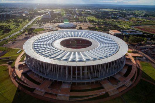 «Национальный стадион»/«Национальный стадион имени Мане Гарринчи»/Estadio Nacional Mane Garrincha (Бразилиа, Бразилия)