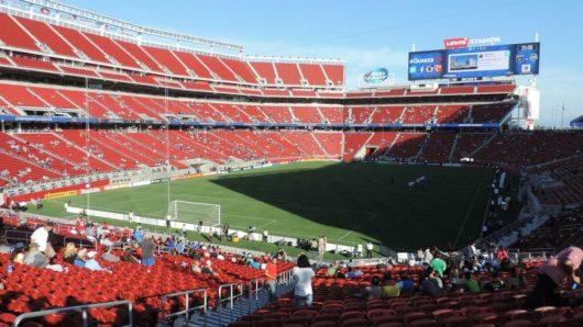 «Ливайс-стэдиум»/Levi's Stadium (Санта-Клара, США)