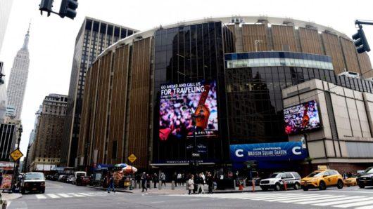 «Мэдисон-сквер-гарден»/Madison Square Garden (Нью-Йорк, США)