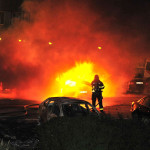 Беспорядки в Швеции