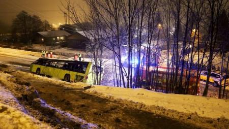 Авария в Осло