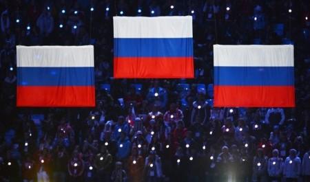 Россия заняла первое место в медальном зачёте, побив рекорд сборной СССР по количеству медалей