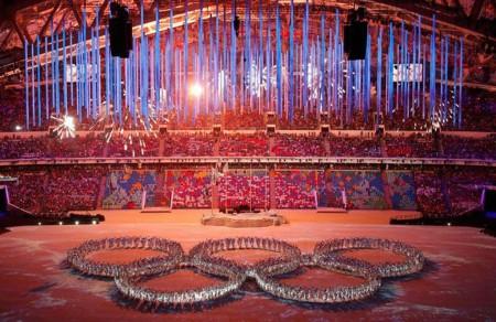 Россия выиграла зимние Олимпийские игры