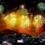 Церемония открытия зимних Олимпийских игр-2014