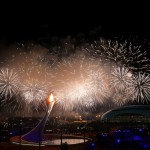 В Сочи торжественно открылись XXII зимние Олимпийские игры