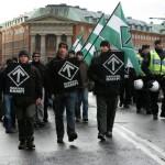 Фашисты на улицах Швеции стали обычным явлением