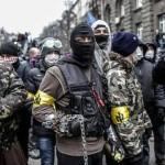 Нацисты в Киеве.