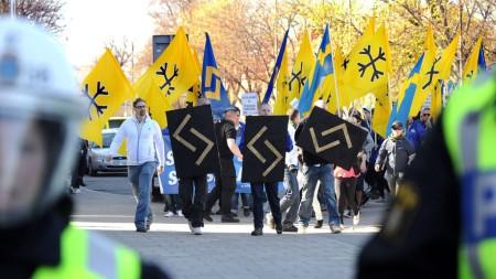 «Партия шведов»/Svenskarnas parti (SvP)