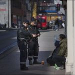 Нищие в Норвегии