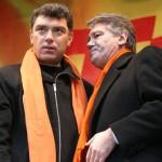 Немцов на Майдане