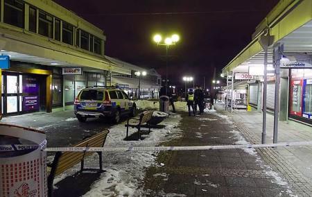 В Швеции расстреляли посетителей ресторана
