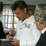 Террорист Закаев и Немцов