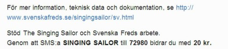 Шведские гомосексуалисты просят денег