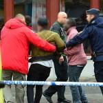В Швеции мужчина с мечом напал на школьников и учителя