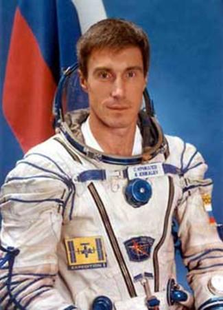 Сергей Константинович Крикалёв