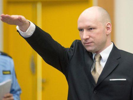 Норвежский нацист Андерс Брейвик
