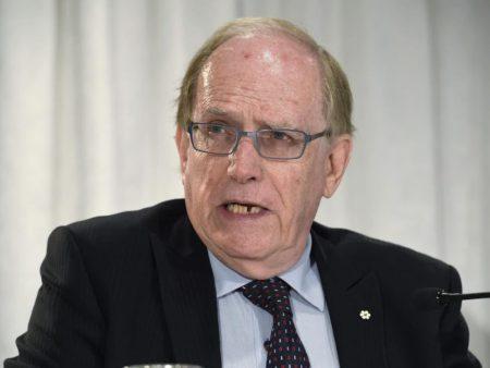 "Глава ""независимой"" комиссии Всемирного антидопингового агентства (ВАДА, Канада) Ричард Макларен"