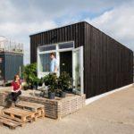 Датские инновации – студенты в контейнерах