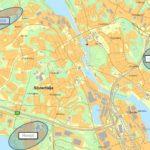 Криминальные районы в Сёдертелье