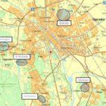 Криминальные районы в Уппсале
