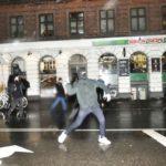 Демонстрация в Копенгагене