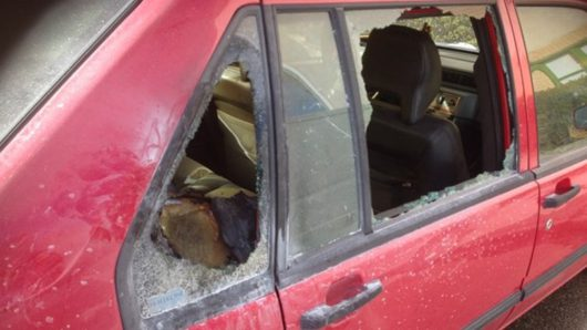 В Швеции подожгли автомобиль журналиста