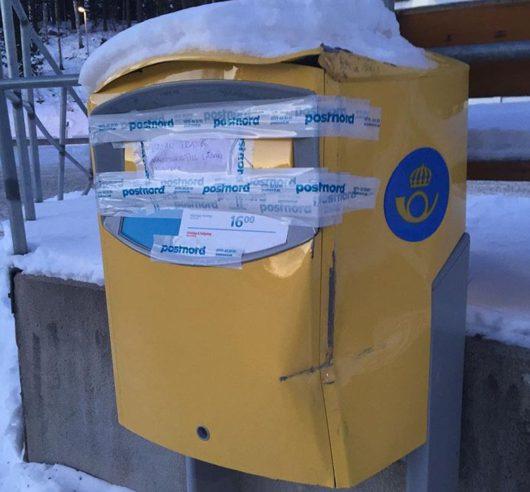 Шведско-датская государственная почтовая компания PostNord