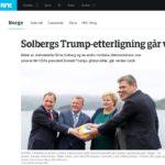 Норвежская государственная телекомпания NRK