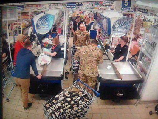 Супермаркет Таллина