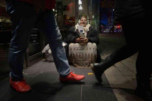 83-летняя румынка, пережившая теракт в Стокгольме, вернулась на работу