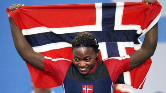 Норвежская тяжелоатлетка Рут Касирье/Ruth Kasirye